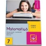Matematica Cls 7 Partea A II-A Ed.2015 - Nicolae Sanda Iuliana Chilom