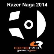 Razer Corepad Skatez PRO 90 Mausfüße Razer Naga 2014 / Naga Chroma