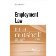 Employment Law in a Nutshell by Robert Covington