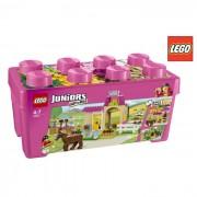 Lego junior la fattoria dei pony 10674