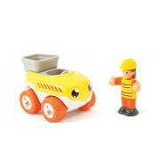 WOW Toys - Jax The Dump Truck, coche de juguete (10400)