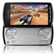 SMARTPHONE SONY ERICSON XPERIA GAME PLAY