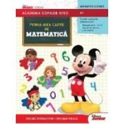 Academia Copiilor Isteti - Prima Mea Carte De Matematica - 5+