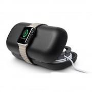 TwelveSouth TimePorter - кейс за аксесоари и поставка с възможност за зареждане за Apple Watch (черен)