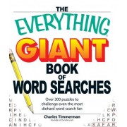 Everything Giant Book of Word Searches by Charles Timmerman