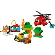 Lego 8900198 Fire And Rescue Team (Multicolor)