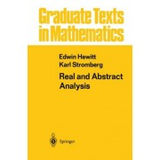 Real and Abstract Analysis: v. 25 by Edwin Hewitt