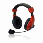 Casti Vakoss Over-Head MSONIC MH536R Red