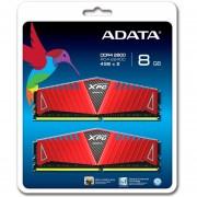 ADATA XPG Z1 DDR4 DRAM MODULE (AX4U2800W4G17-DRZ) 2800MHZ 2x4GB Kit