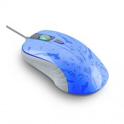 Mouse, AULA SI-9003 Hunting, Gaming, USB, White (176859)