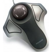 Mouse Kensington Trackball Orbit Negru-Argintiu