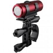 Prestigio RoadRunner 710X - camera auto DVR, full HD, rosu