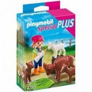 Комплект Плеймобил 4785 - Mомиче с кози - Playmobil, 291108