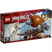 Конструктор Лего Нинджаго - Цепелин за нападение - LEGO NINJAGO, 70603