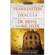 Frankenstein Dracula Dr. Jekyll and Mr. Hyde(Bram Stoker)