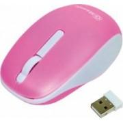 Mouse Wireless Vakoss Msonic MX707P USB 1000dpi Pink