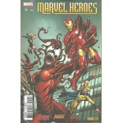 "Marvel Heroes N° 11 ( Septembre 2008 ) : "" Triple Menace "" ( Avengers : The Initiative + The Mighty Avengers + Thor )"
