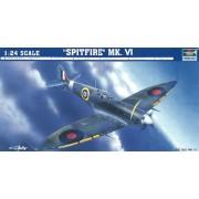Trumpeter 02413 - Modellino Supermarine Spitfire Mk.VI