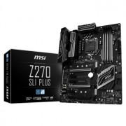 Placa de baza MSI Z270 SLI PLUS, socket 1151