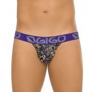 Gigo CAMUFLADO G String Underwear Black