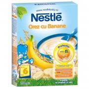 Cereale Nestle orez cu banane 250g