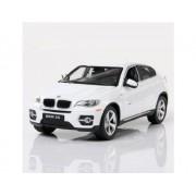 41500 RASTAR 01:24 BMW X6 Model Car (Blanco)