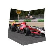 Simulátor Formule 1, , 2 osoby, 30 minut