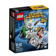 Lego super heroes mighty micros: wonder woman contro doomsday 76070