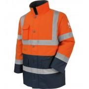 Modyf Parka De Travail Würth Modyf Haute-visibilité Orange/marine