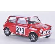Mini Austin Cooper S, No.273, R.Aaltonen/A.Ambrose, Rally Monte Carlo , 1965, Modelo de Auto, modello completo, Vitesse 1:43