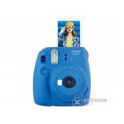Aparat foto analog Fujifilm Instax Mini 9, cobalt blue