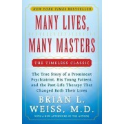 Many Lives Many Masters by Weiss