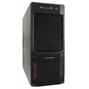 LC-Power Pro925B USB3 - Midi-Tower Black - ohne NT