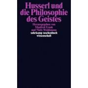 Husserl und die Philosophie des Geistes by Manfred Frank
