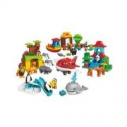 Lego DUPLO® Wildlife – Dookoła świata 10805