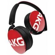 AKG Y50 căști (roșu)
