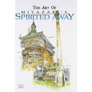 Hayao Miyazaki The Art of Spirited Away