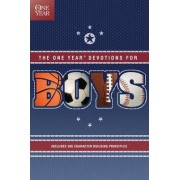 One Year Book of Devotions for Boys by Children's Bible Hour
