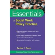 Essentials of Social Work Policy Practice by Cynthia J. Rocha