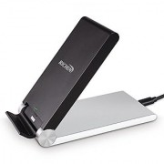 RICHEN Wireless Charger Foldable 3 coils charging pad Stand for Nokia Lumia 920 etc with Tablets