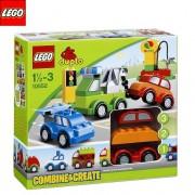 Лего Дупло - Креативни колички 10552 - Lego