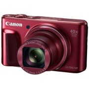 Aparat Foto Digital Canon PowerShot SX720 HS, 20.3MP, Filmare Full HD, Zoom optic 40x (Rosu)