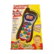 Learning Mobile Cell Phone Bilingual Call 2 Learn English and Spanish