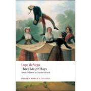 Three Major Plays by Lope De Vega