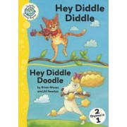Hey Diddle Diddle: WITH Hey Diddle Doodle by Brian Moses