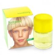 Benetton Funtastic Boy Eau De Toilette Spray 3.4 oz / 100.55 mL Men's Fragrance 413497