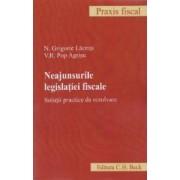 Neajunsurile legislatiei fiscale - N. Grigorie Lacrita V.R. Pop Agrisu
