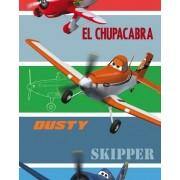 Prosop de plajă Disney Planes Skipper