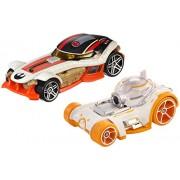 Hot Wheels Star Wars Character Car BB-8 & Poe Dameron (2 Pack)