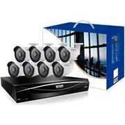 KGuard 16 Channel HD Series + 8 Cameras Combo Kit